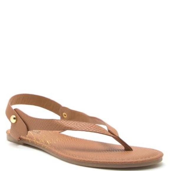 f1a69fd0cf2f01 Moving Sale Camel Snake Skin Print Sandals